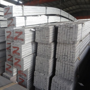 High Strength Carbon Steel Hot Rolled Flat Bar pictures & photos