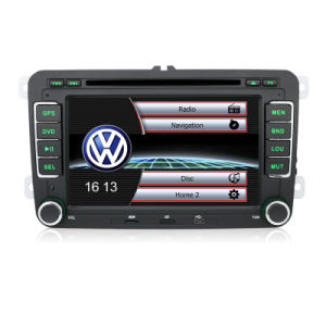 Car GPS Navigation Car DVD Video for VW pictures & photos