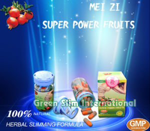 Meizi Super Power Fruit Herbal Slimming Capsule pictures & photos