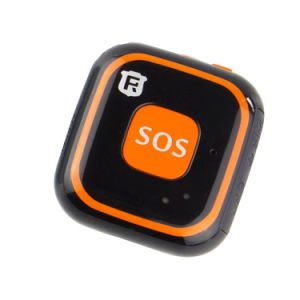GPS Tracker RF-V28 Sos Pendant for Personal GPS+Lbs+Agps +WiFi Locating with Box pictures & photos