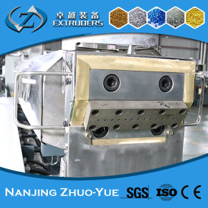 Extrusion Machine for Plastic Compounding pictures & photos