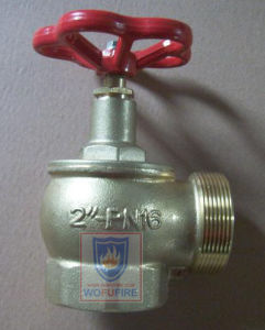 Oblique Fire Hose Landing Valve pictures & photos