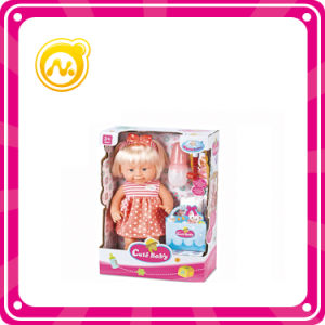 Sweet Lovely Dolls Play Set Cute Baby Doll Toy