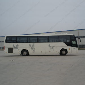 10m 50-55seats Price of New Color Design Luxury Tourist Bus Hot Sell pictures & photos