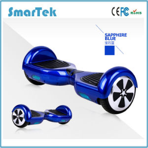 Smartek 2 Two Wheels Electric Scooter Self Balance Stepper Scooter Patinete Electrico Self-Balancing E-Scooter with Ce/RoHS/FCC S-010-Cn pictures & photos