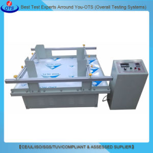 Simulation Packaging Box Transportation Vibration Testing Machine pictures & photos