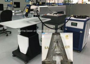 Dongguan Fiber Laser Welding Machine for Channel Letters Stainless steel Logo pictures & photos