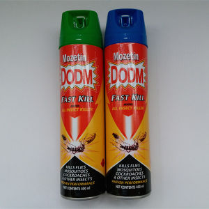 Powerful Fast Kill Household Aerosol Insecticide pictures & photos