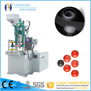 Hot Sale Vertical Plastic Injection Molding Machine for Making Hand Knot pictures & photos