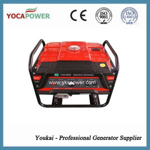 5kw Home Use Small Power Generator Gasoline Generator Set pictures & photos