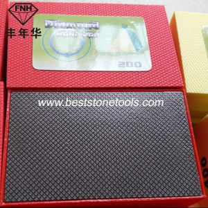 Hand Polishing Pad for Grinding Stones