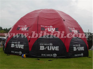 Giant Advertising Dome Tent, Inflatable Spider Dome Tent K5147 pictures & photos