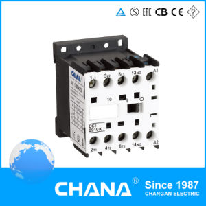 9~12A 3p or 4p Mini Contactor with Ce CB and S Approvals pictures & photos