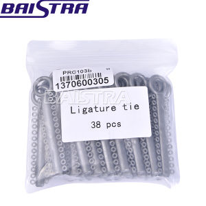 Gray Color Dental Clinic Use Orthodontic Ligature Tie pictures & photos