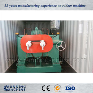 2017 Russina Rubber Mat Open Mixing Mill Rubber Machine pictures & photos
