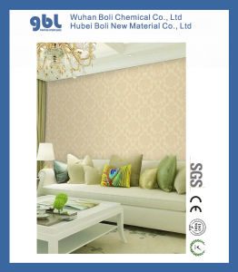 GBL Cheap Price PVC Wall Paper pictures & photos