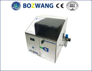 Bo Zhiwang Semi-Automatic Bulk Pre-Insulated Terminal Stripping and Crimping Machine pictures & photos