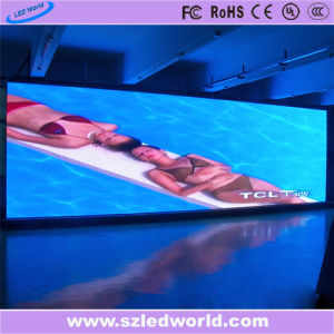 P4.81 Full Color LED Screen Rental Indoor Display for Advertising pictures & photos