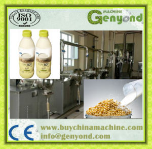Soybean Milk Making Machine Soya Milk Machine pictures & photos