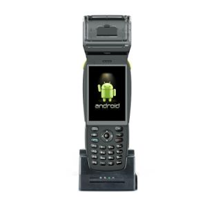 Rugged Android Device PDA Thermal Printer 2D Barcode Scanner pictures & photos