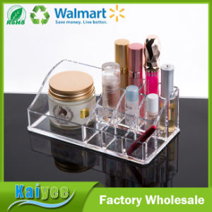 Best Transparent Acrylic Makeup Organizer Storage Organizer pictures & photos