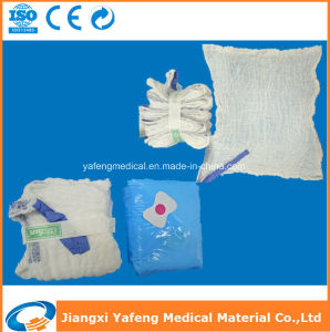 Ce Approved Hot Seller 45cmx45cm Absorbent Medical Lap Sponge pictures & photos