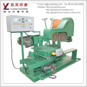 Double Heads Knife Surface Buffing Polishing Machinery pictures & photos