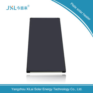 Black Chrome Flat Plate Solar Water Heater Collector pictures & photos