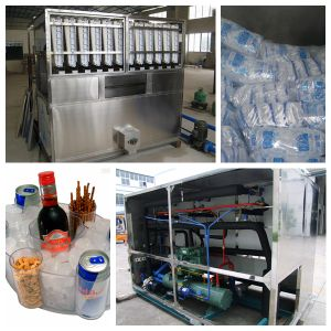 Cube Ice Machine for Restaurant pictures & photos