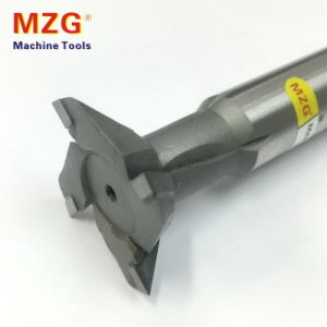 Dovetail Weld Carbide Tungstan Rough Milling Mill Cutter pictures & photos