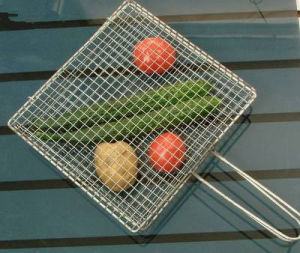 Best Discount BBQ Stainless Steel Wire Mesh/Crimped Wire Mesh pictures & photos