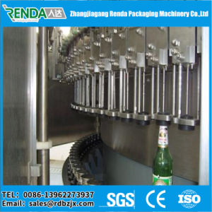 Small Full Automatic Soda / Beer Can Filling Machine / Line / Equipment / Canning Machine pictures & photos