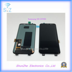 Mobile Cell Phone Touch Screen LCD for Samsung S8 + Plus G9550 G955f pictures & photos