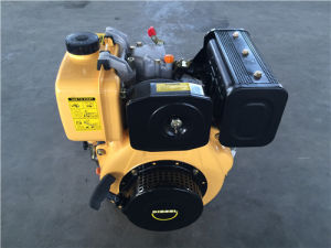 6HP Air-Cooled 4-Stroke Power Diesel Engine (FSH178F) pictures & photos