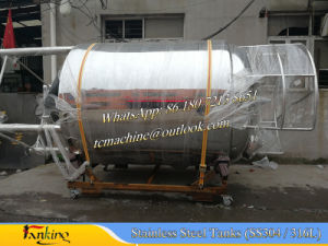 Vertical Storage Tank Horizontal Storage Tank 10t Storage Tank for Wine Distilled Liquor Storage Tank pictures & photos