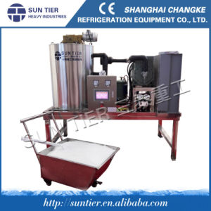 Flake Ice Maker Machine Machines for Frozen Vegetables pictures & photos