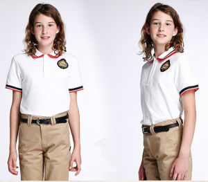 Wholeslae High Quality Customize School Uniform pictures & photos
