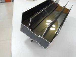 6000series Eletrophoresis Aluminium Profiles/Profile for Window and Door pictures & photos