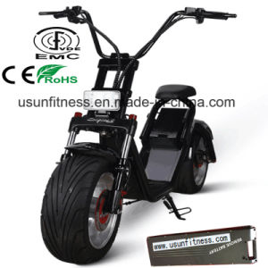 City Coco Electric Scooter with Aluminum Alloy Material pictures & photos