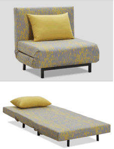Folding Sofabed as Extra Bed pictures & photos