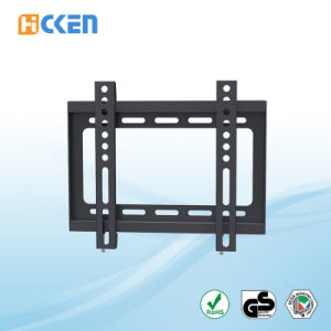 """23""""-42"""" 4 Time Approved Fixed LED TV Wall Mount Bracket pictures & photos"""