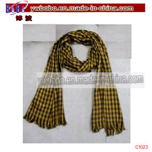 Printed Scarf Polyester Knittedscarf for Promotion Items (C1023) pictures & photos