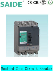 MCCB Moulded Case Circuit Breaker Hot Sales with Ce RoHS pictures & photos
