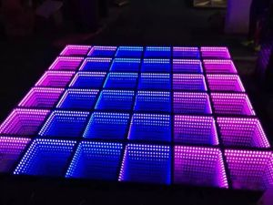 3D Light Weight LED Dance Floor for Disco pictures & photos