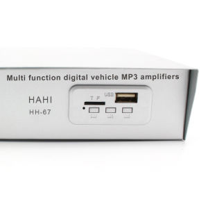 High Quallity Car Audio Power Amplifier (HH-67) pictures & photos