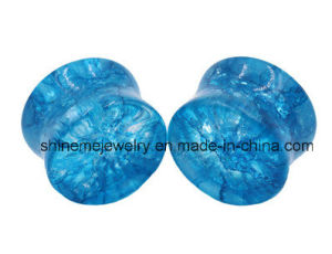 Shineme High-End Natural Stone Body Jewelry Earplug Piercing pictures & photos