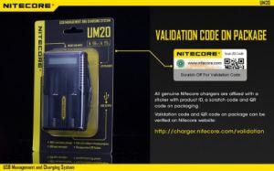2016 Vivismoke Wholesale Powered Li-ion Battery Charger Nitecore Um20 pictures & photos