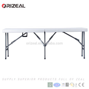Orizeal 6-Foot Plastic Folding Bench Oz-C2005 pictures & photos