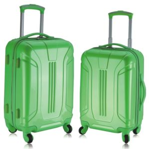 ABS/PC Zipper Luggage 20/24/28 pictures & photos