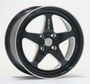 15 Inch/16 Inch Car Aluminum Wheels with PCD 4/5X100-114.3 pictures & photos